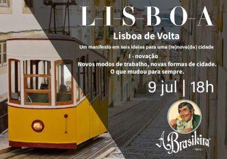 Debates na Brasileira - Lisboa - Inovação