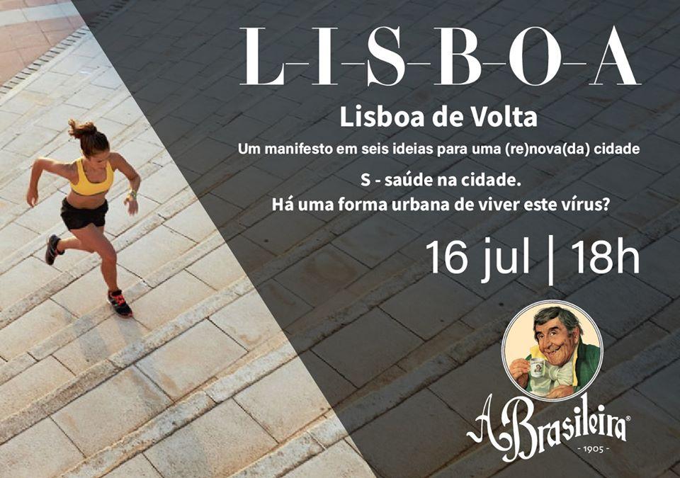 Debates na Brasileira - Lisboa - Saúde